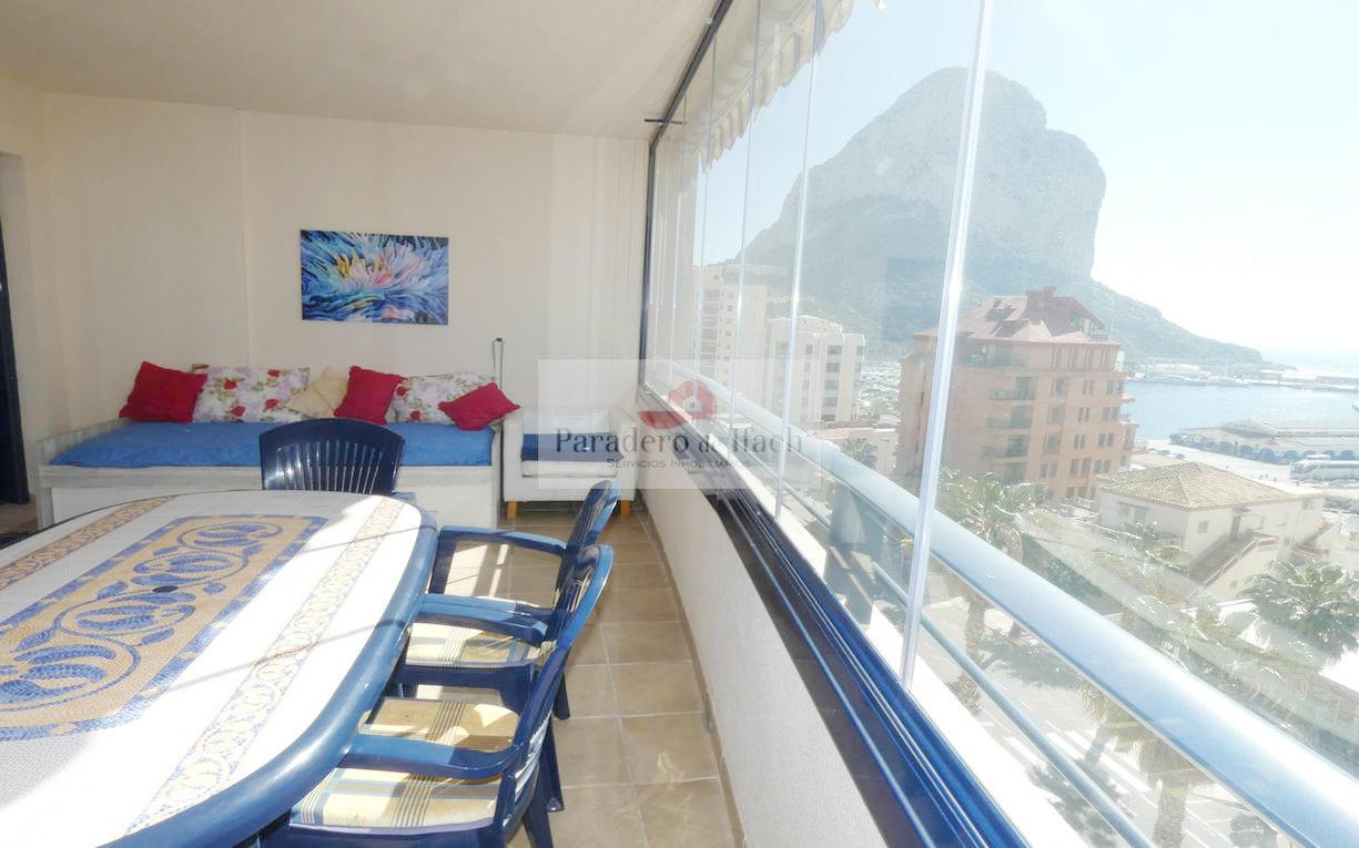 Apartamento -                                       Calpe -                                       1 dormitorios -                                       4 ocupantes